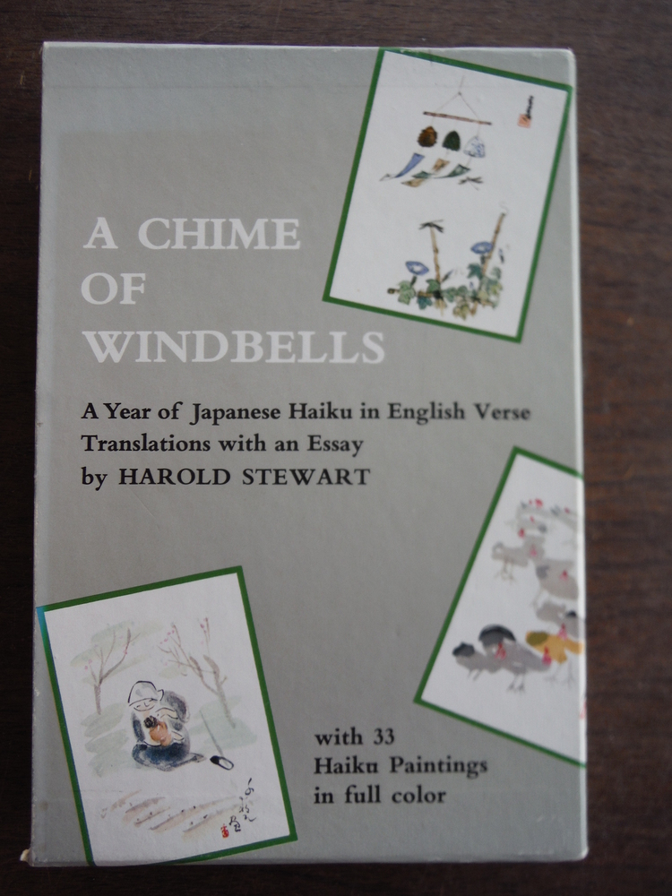 Image 3 of A Chime of Windbells: Year of Japanese Haiku in English Verse by Harold Stewart