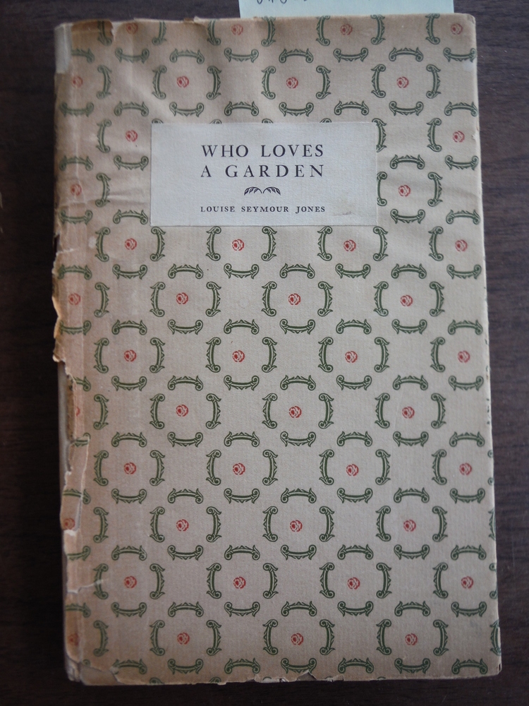 Image 0 of Who Loves a Garden (Limited Edition)