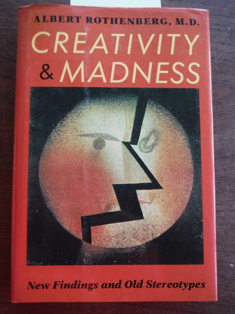 Image 0 of Creativity and Madness: New Findings and Old Stereotypes