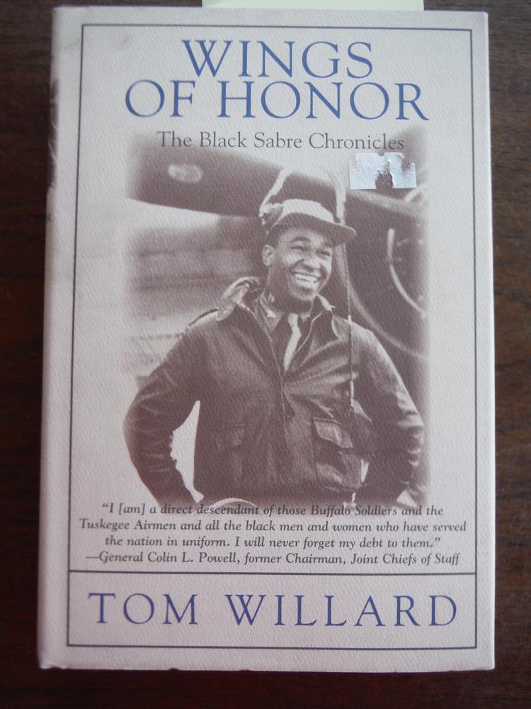 Image 0 of Wings of Honor (Black Sabre Chronicles/Tom Willard, Bk 3)