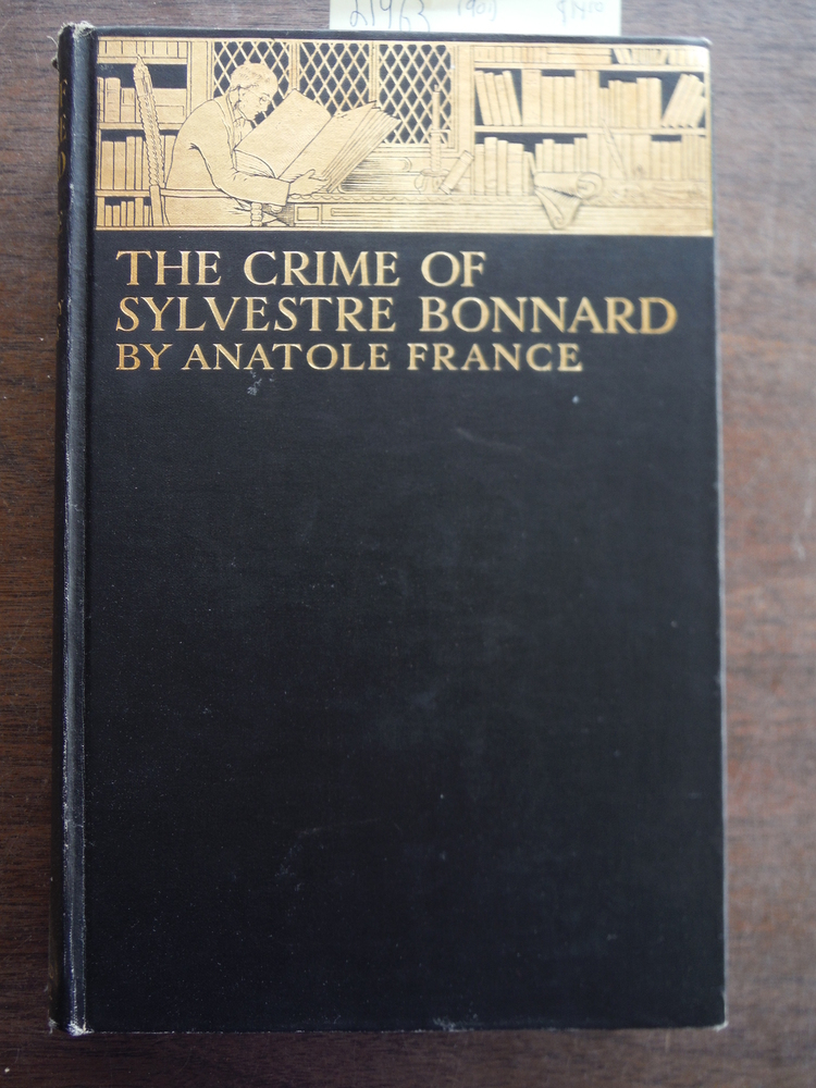 Image 0 of The Crimes of Sylvestre Bonnard Illustrated Edition