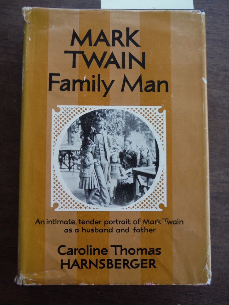 Mark Twain: Family Man