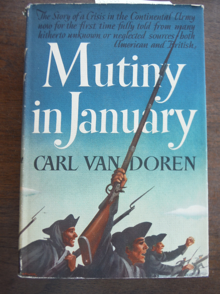 Mutiny in January the Story of a Crisis