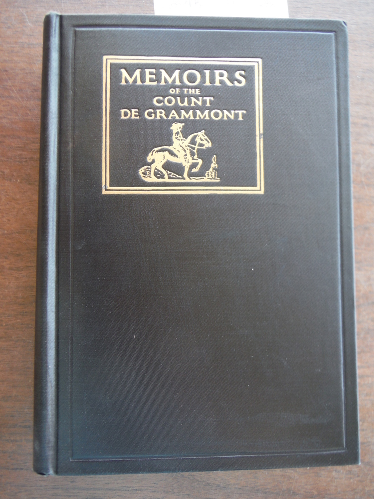 Image 0 of Memoirs of the Cound de Grammont (Limited Edition)