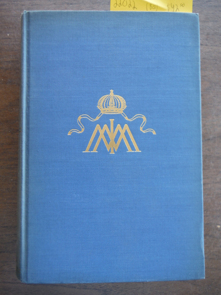 Phantom Crown The Story of Maximilian & Carlota of  Mexico (Signed)