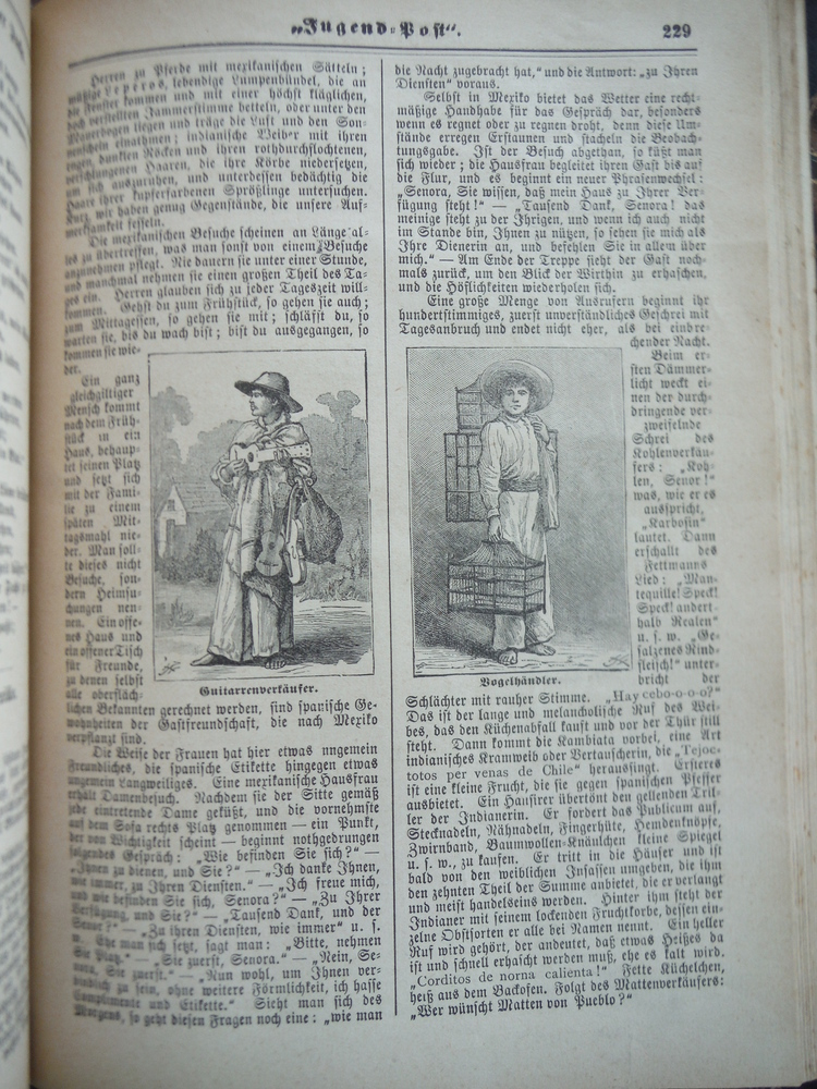 Image 2 of Jugent-Post Jahrgang 3 - Issues 1 -52 (1886)