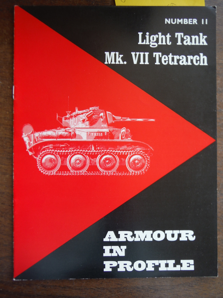 Armour in Profile No. 11: Light Tank Mk. VII Tetrarch
