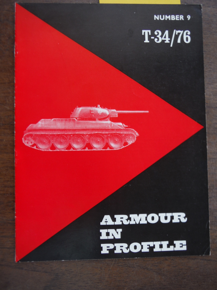 Image 0 of Armour in Profile  No. 9 T-34/76