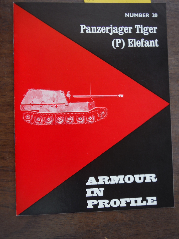 Armour in Profile No 20 Panzerjager Tiger (P) Elefant