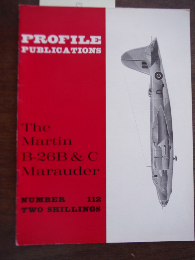 Aircraft Profile No. 112: The Martin B-26B & C Marauder