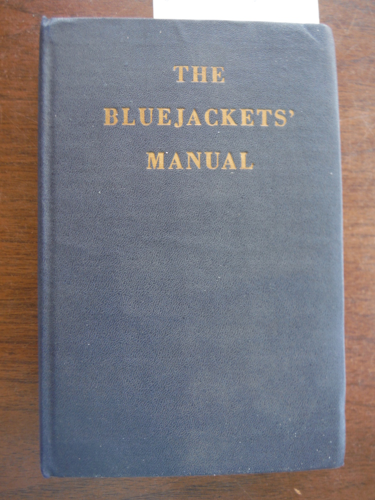 BLUEJACKET'S MANUAL (1950) (14th ed).