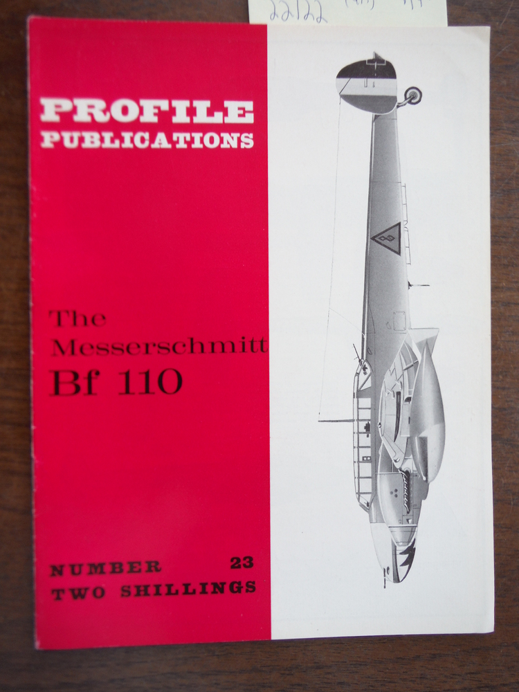 Aircraft Profile No. 23: The Messerschmitt Bf 110