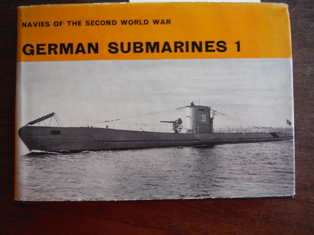 Image 0 of German Submarines, Vol. 1 (Navies of the Second World War)
