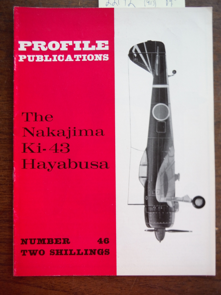 Aircraft Profile No. 46: The Nakajima Ki-43 Hayabusa