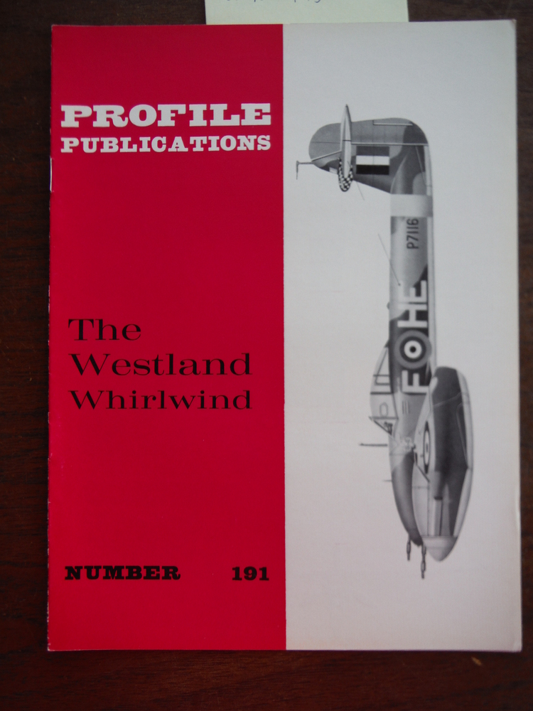Image 0 of Aircraft Profile No. 191: The Westland Whirlwind