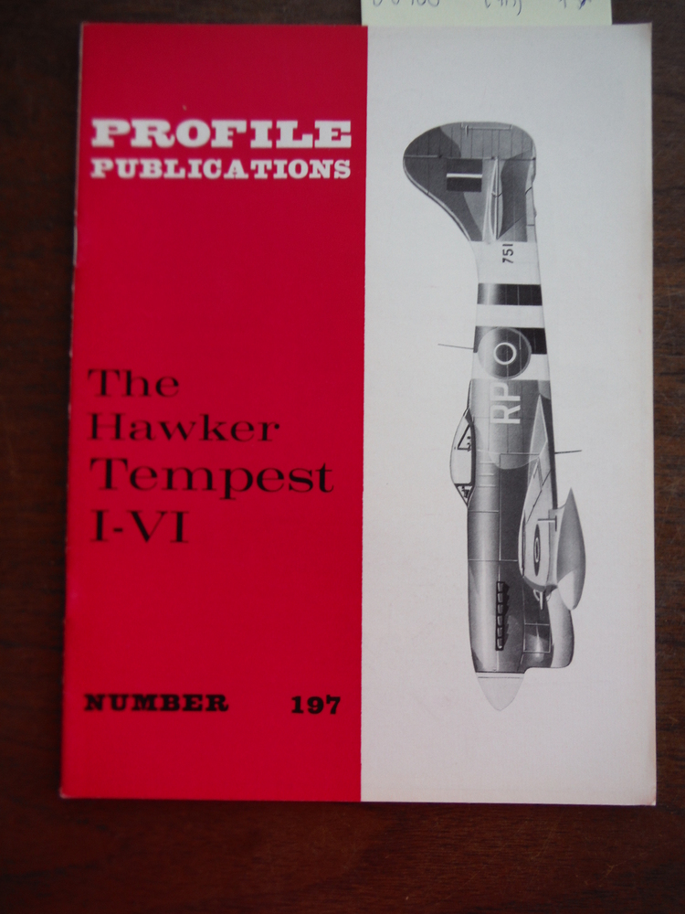 Aircraft Profile No. 197: The Hawker Tempest I-VI