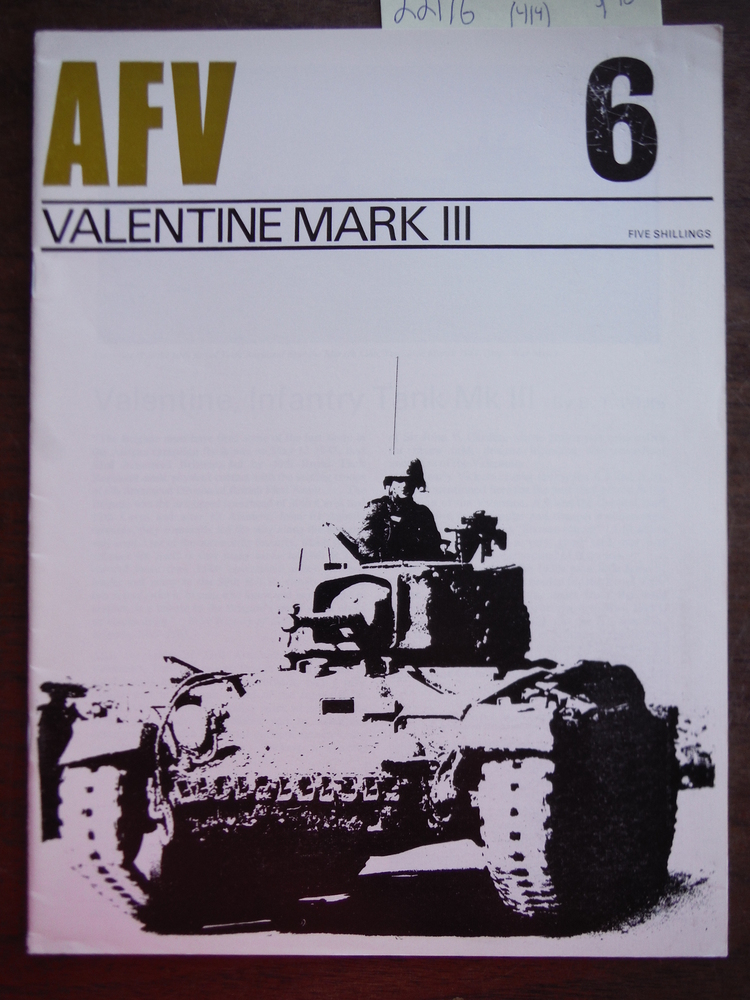 Image 0 of AFV Weapons Profile No. 6: Valentine Mark III