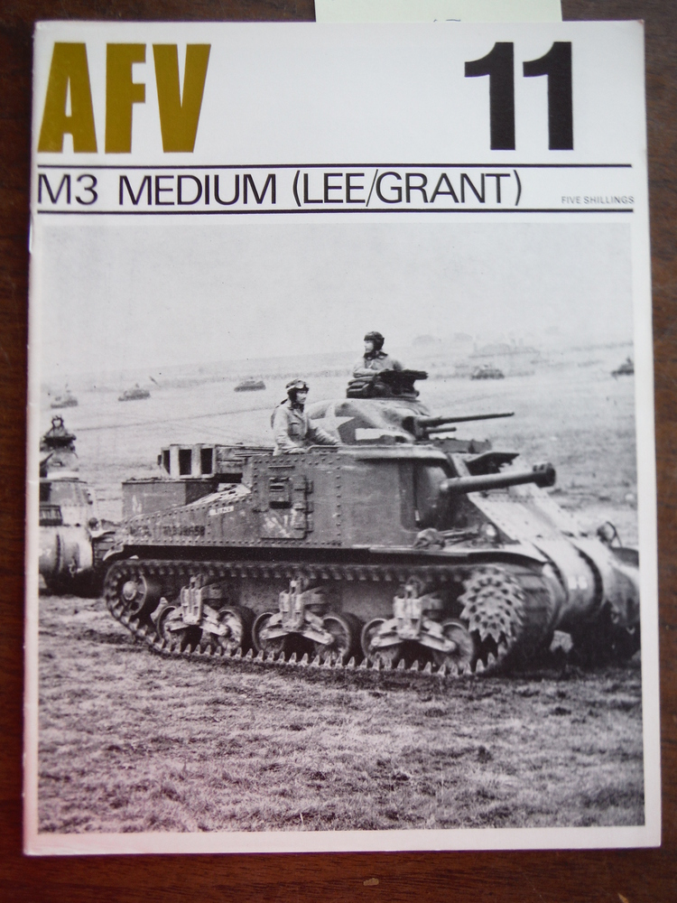 Image 0 of AFV Weapons Profile No. 11: M3 Medium (Lee/Grant)