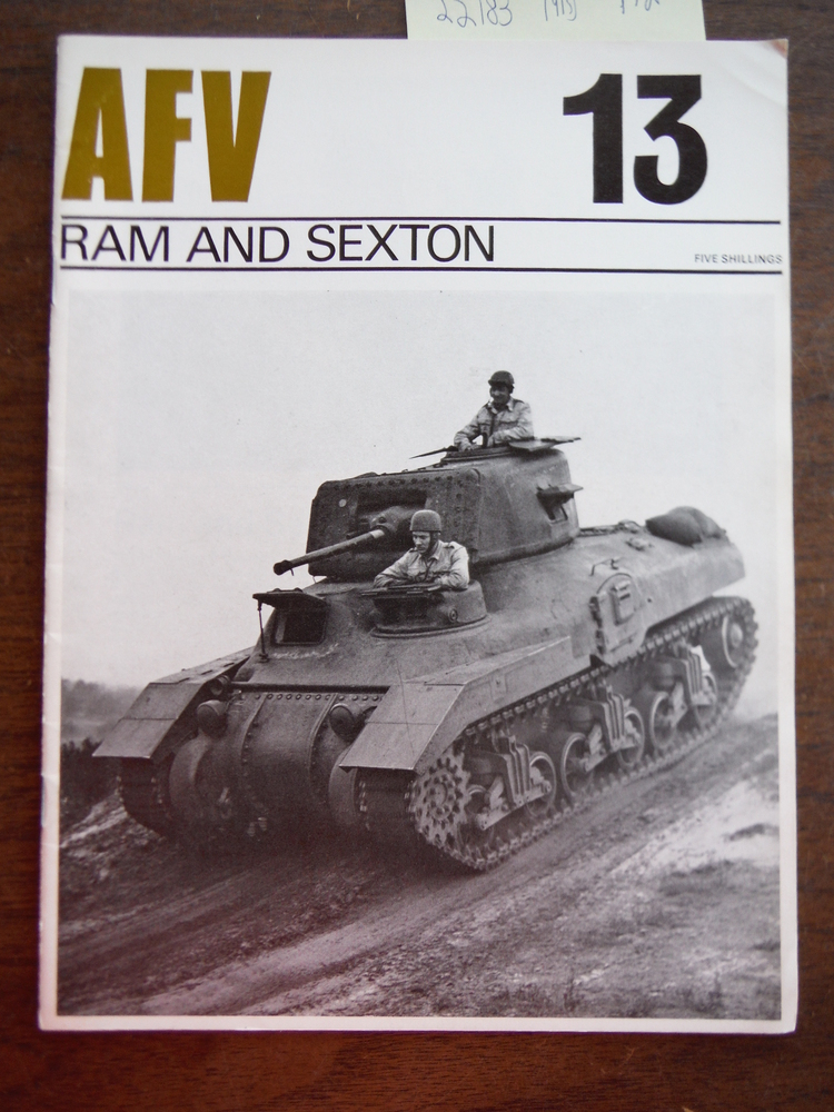 Image 0 of AFV Weapons Profile No. 13: Ram and Sexton