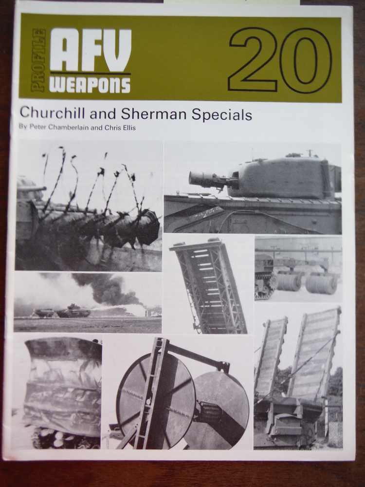 AFV Weapons Profile No. 20: Churchill and Sherman Specials