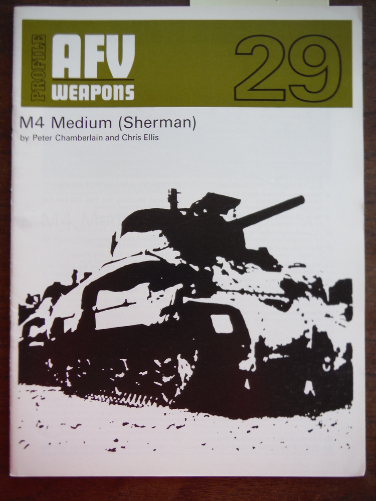 Image 0 of AFV Weapons Profile No. 29: M4 Medium Tank (Sherman)