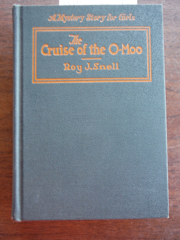 Image 0 of THE CRUISE OF THE O MOO (ADVENTURE STORIES FOR GIRLS)