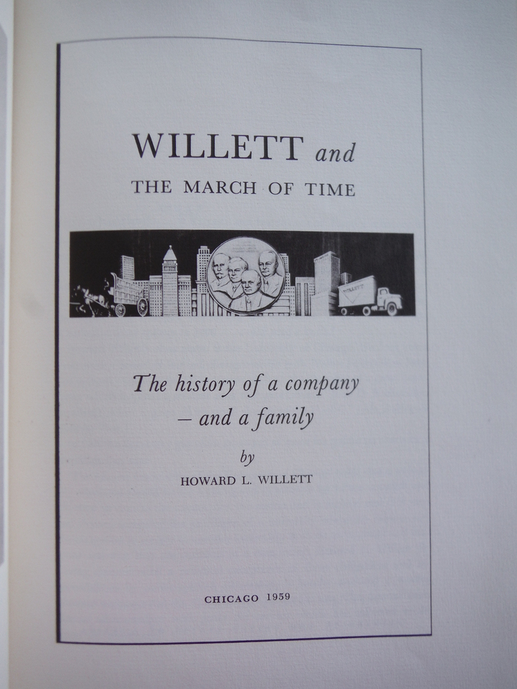 Image 1 of Willett and the March of Time: The history of a company - and a