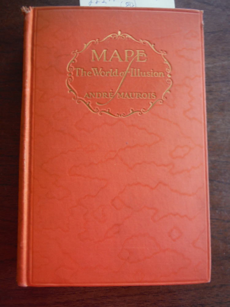 MAPE: THE WORLD OF ILLUSION ... Translated by Eric Sutton ...