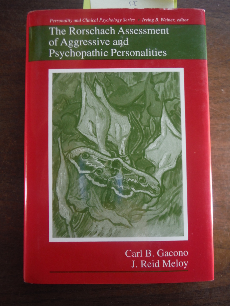 The Rorschach Assessment of Aggressive and Psychopathic Personalities (Personali