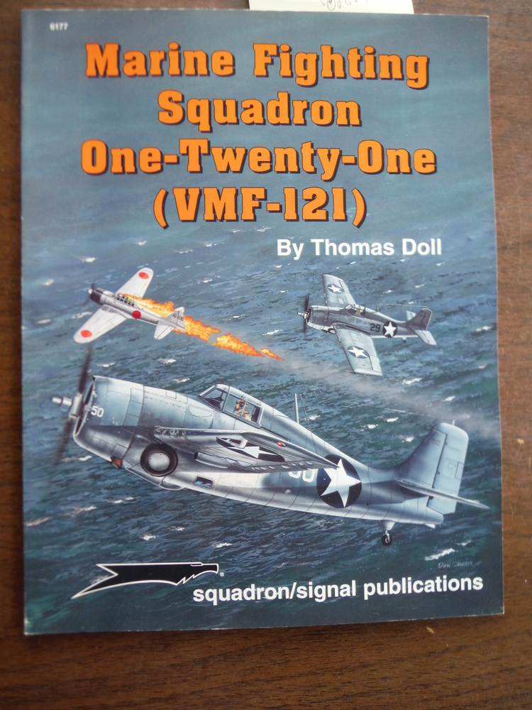 Marine Fighting Squadron One-Twenty-One (VMF-121) - Groups/Squadrons series (617