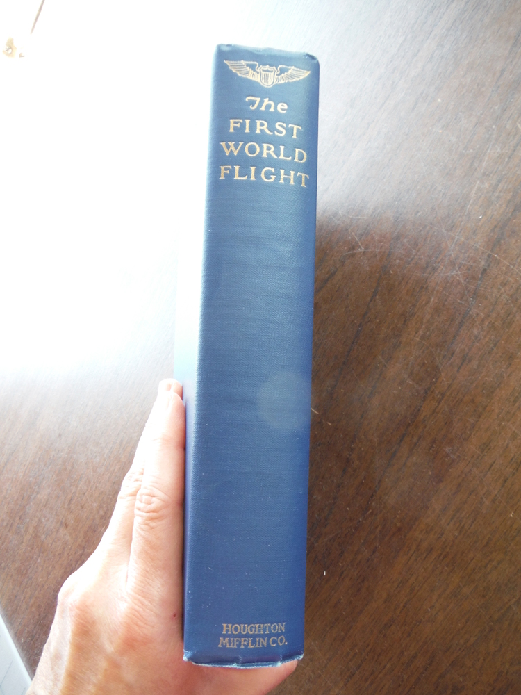Image 3 of The first world flight: Being the personal narratives of Lowell Smith, Erik Nels