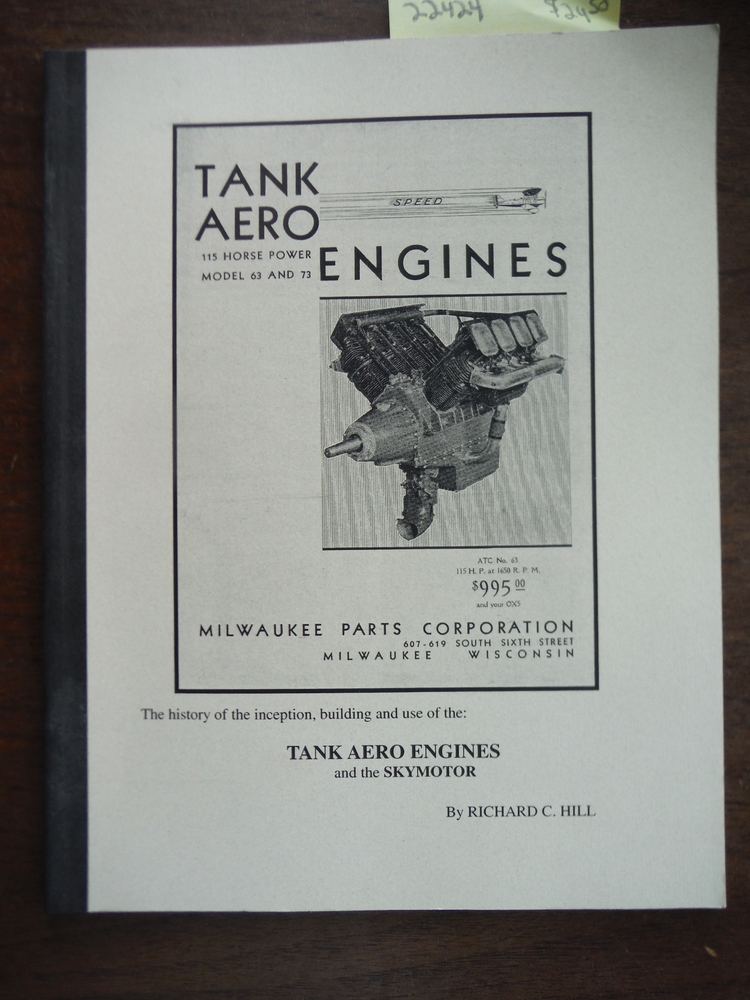 The Story of the Tank Aero Engines