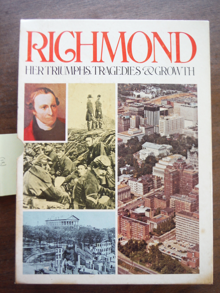 Image 0 of RICHMOND: Her Triumphs, Tragedies & Growth