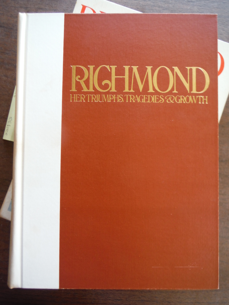 Image 1 of RICHMOND: Her Triumphs, Tragedies & Growth