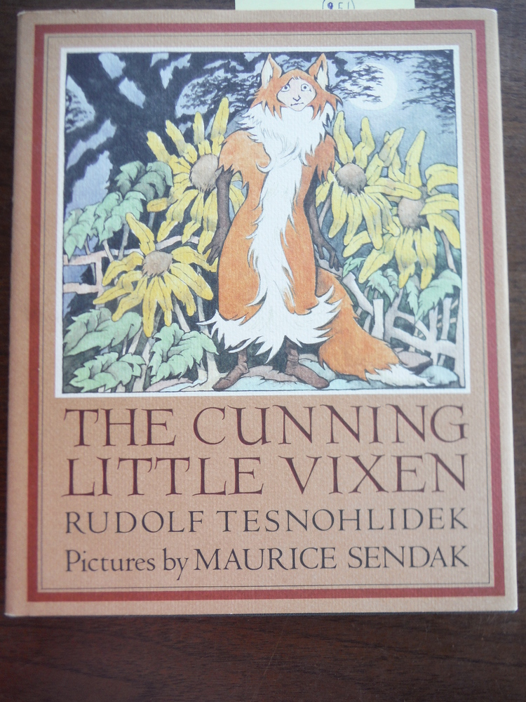Image 0 of The Cunning Little Vixen (English and Czech Edition)