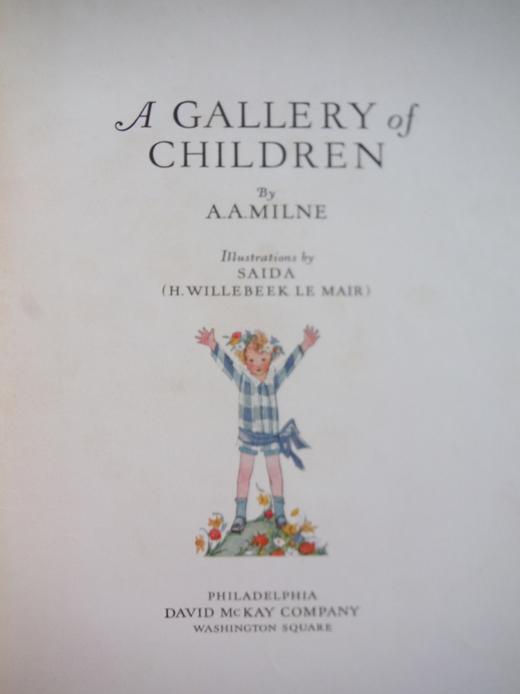 Image 1 of A Gallery of Children