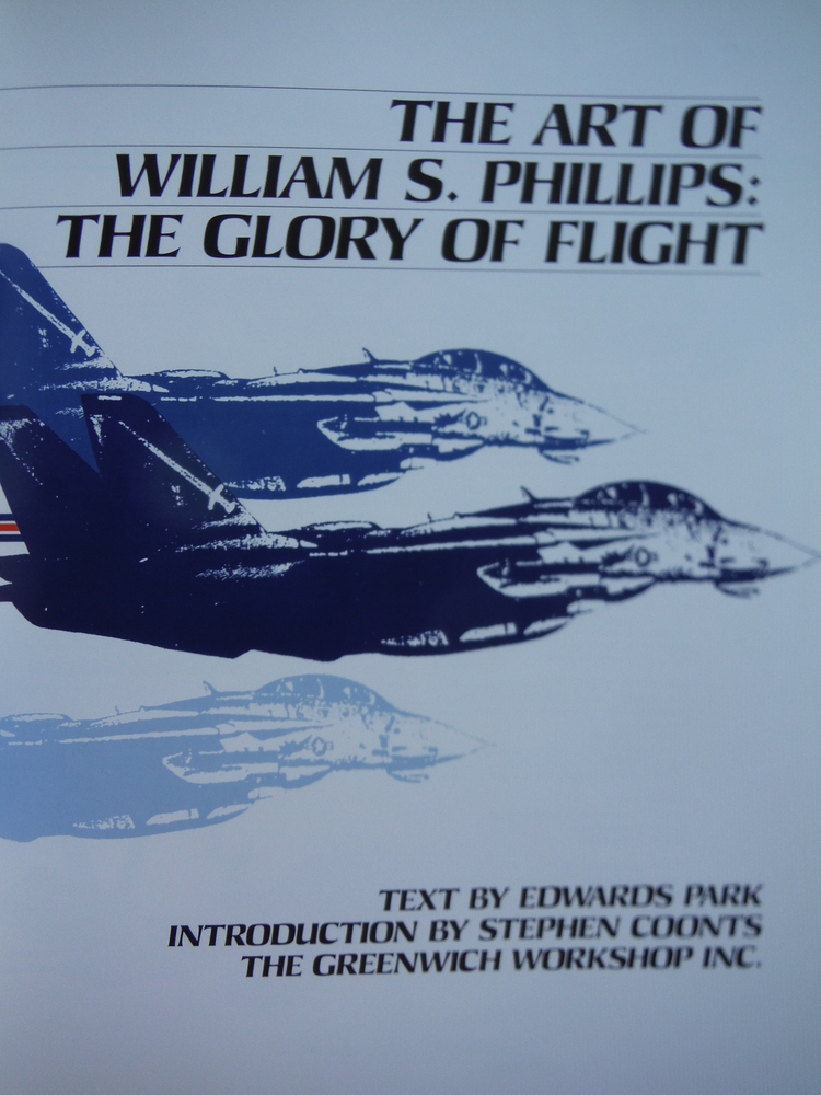 Image 2 of The Art of William S. Phillips: The Glory of Flight