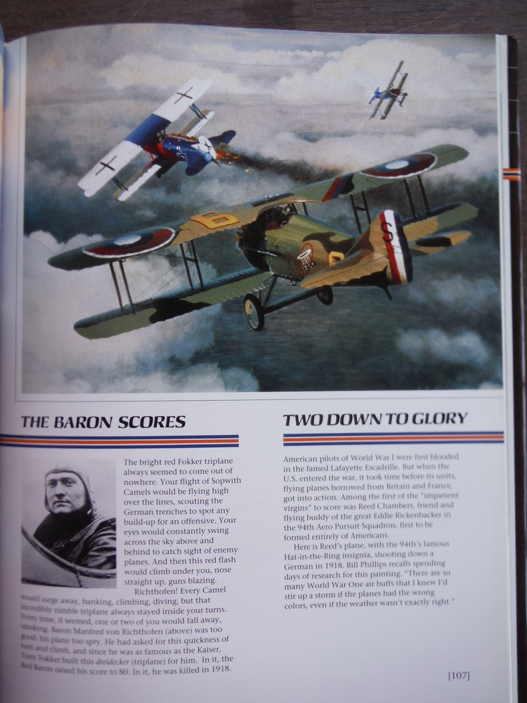 Image 3 of The Art of William S. Phillips: The Glory of Flight