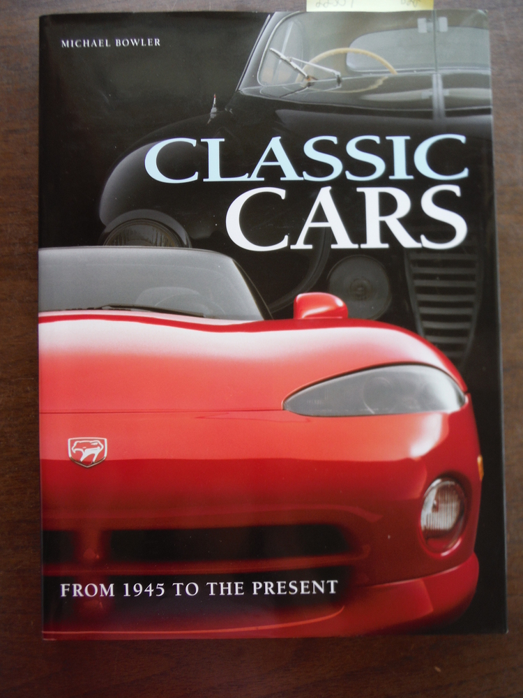 Classic Cars: From 1945 to the Present