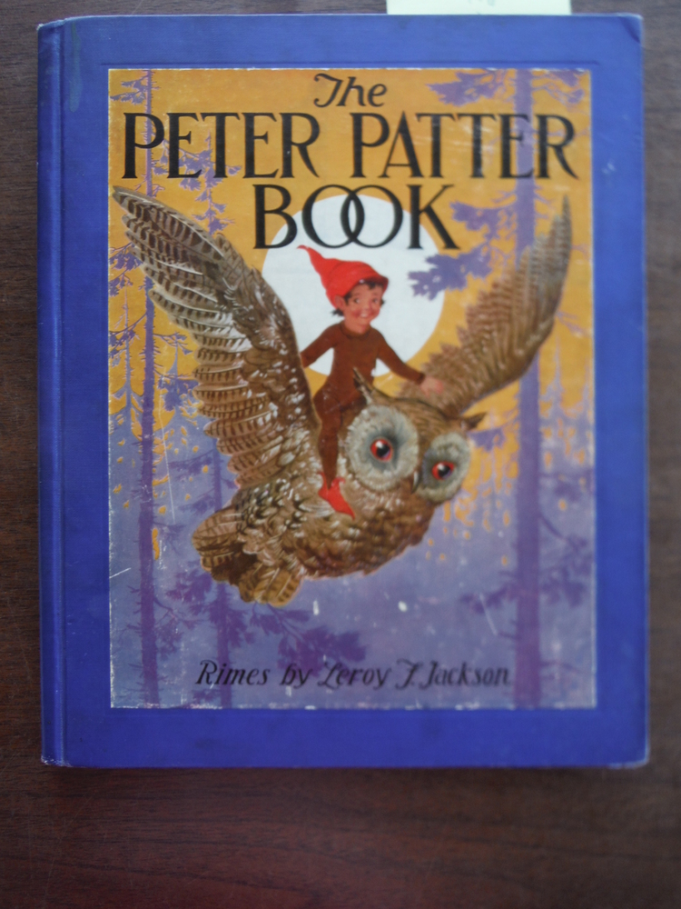 Image 0 of The Peter Patter Book Rimes for Children