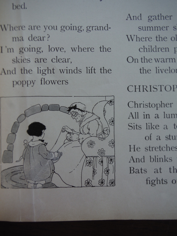 Image 2 of The Peter Patter Book Rimes for Children