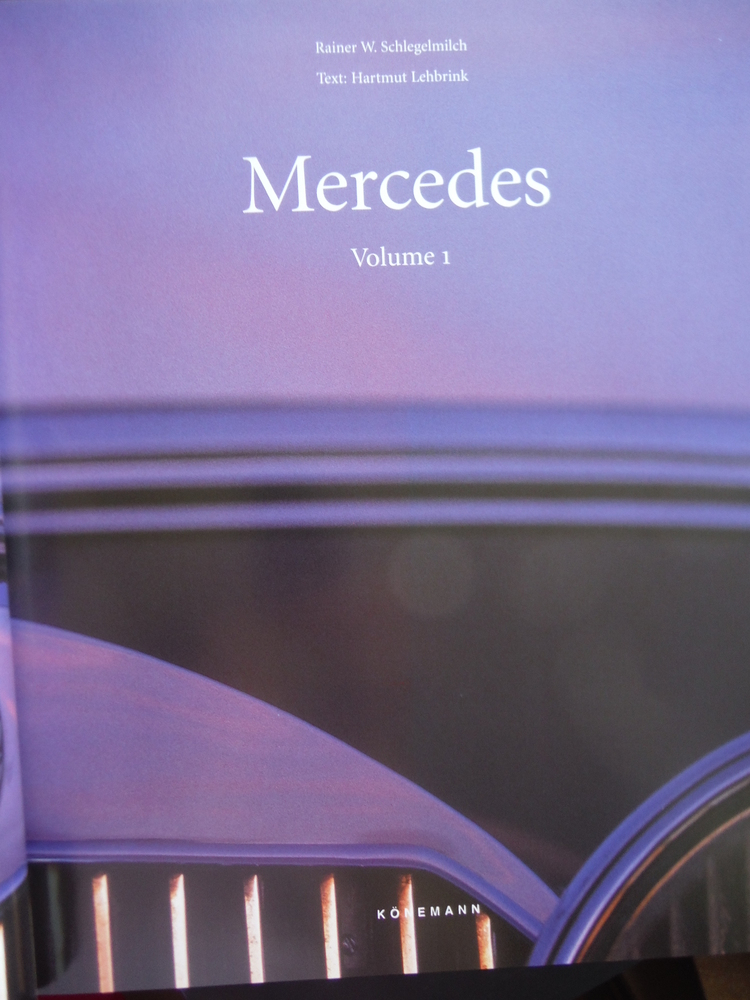 Mercedes (2 Volumes) (English, German and French Edition)