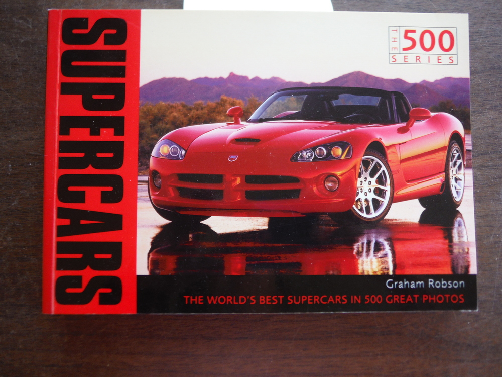 Image 0 of Supercars (500 Series)