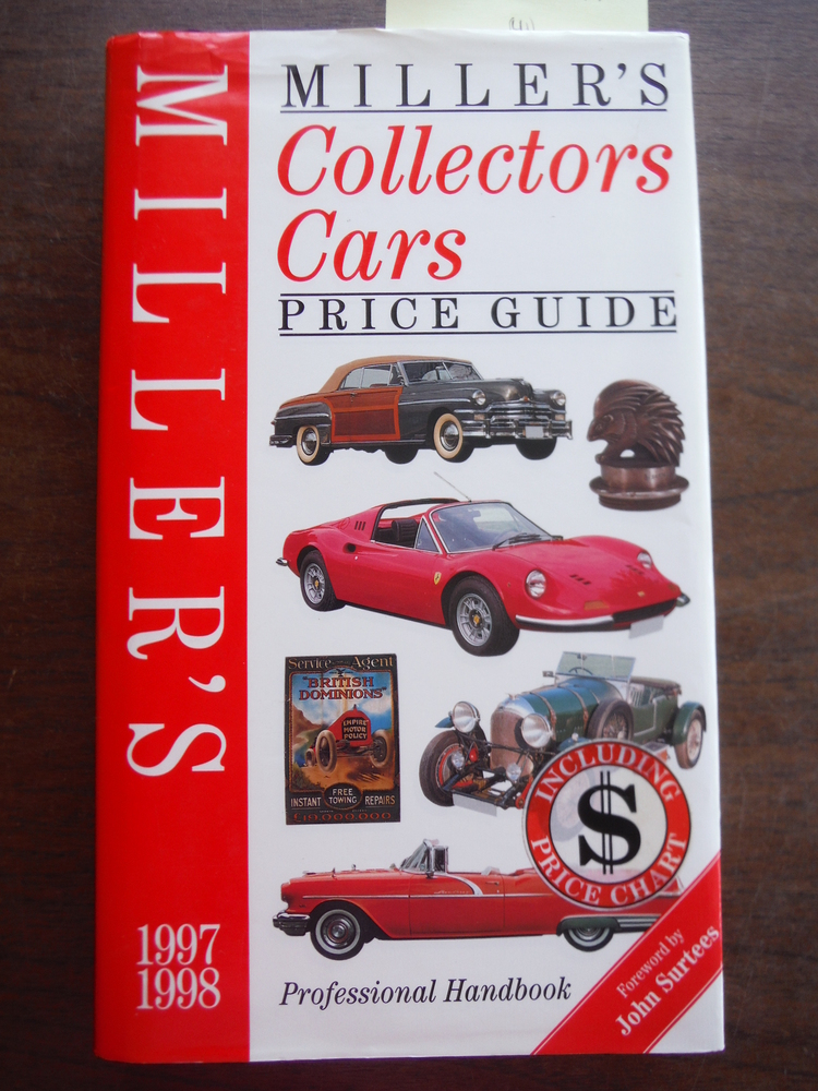 Miller's Collectors Cars 1997-1998: Price Guide