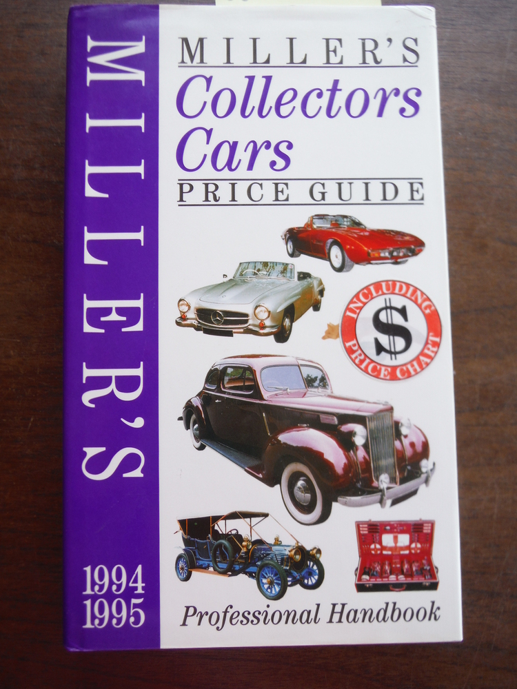 Miller's Collectors Cars Price Guide 1994-95
