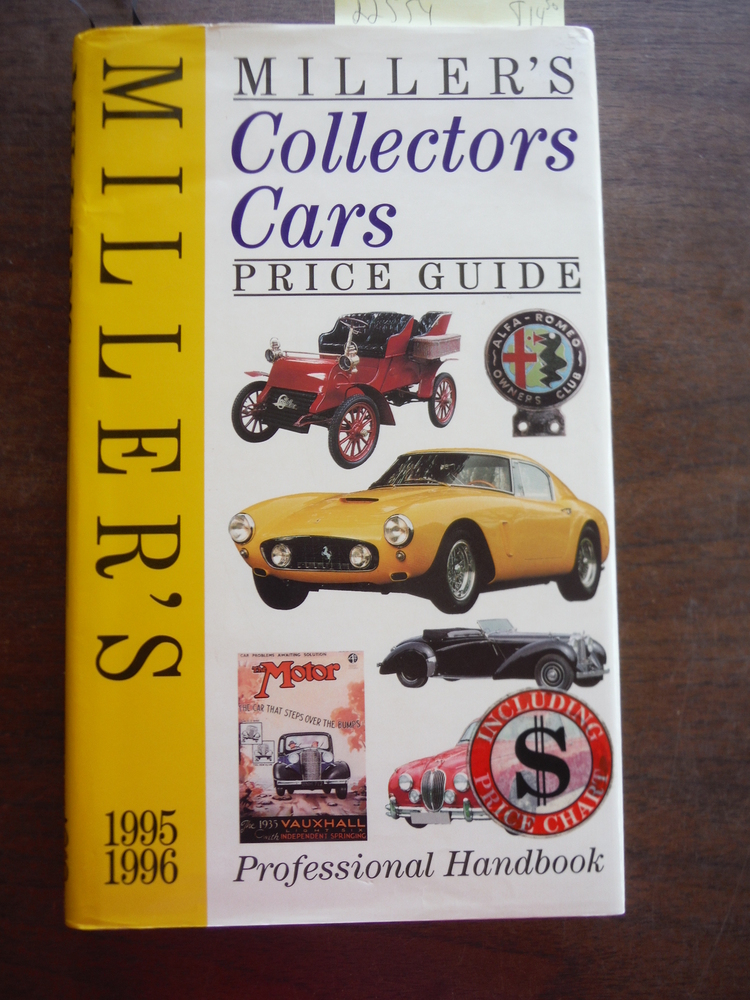 Miller's Collectors Cars Price Guide 1995-96