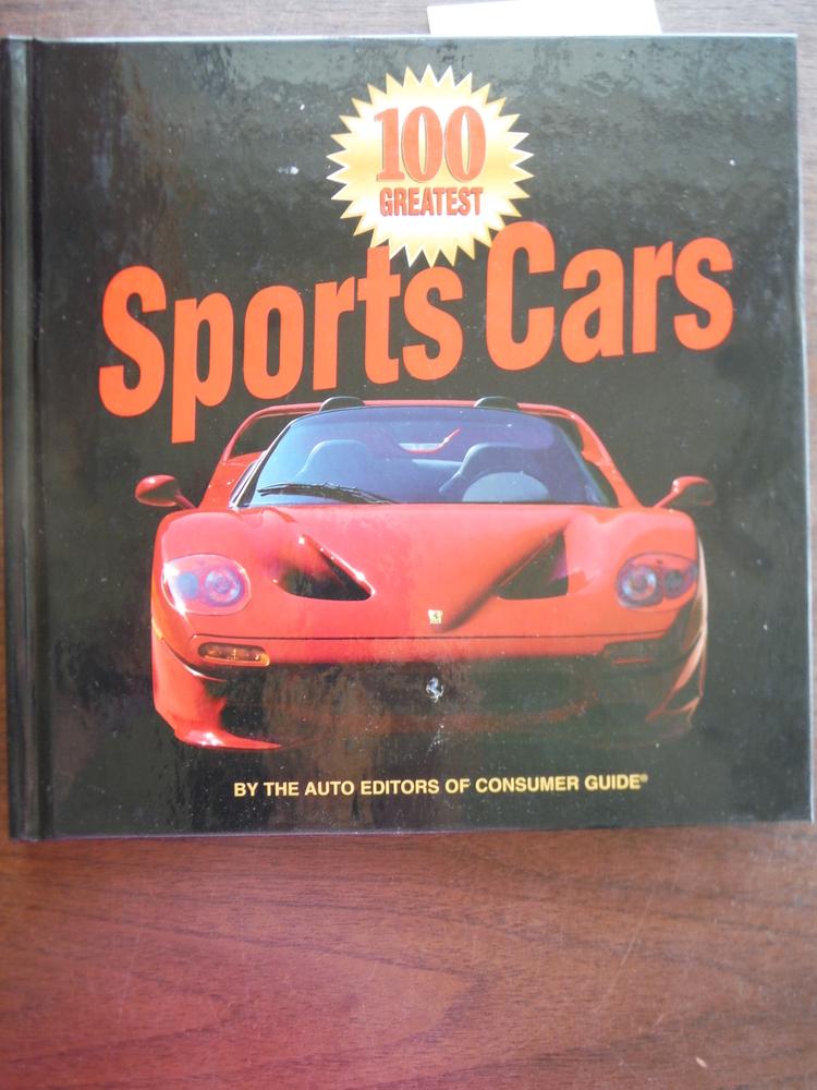 100 Greatest Sports Cars