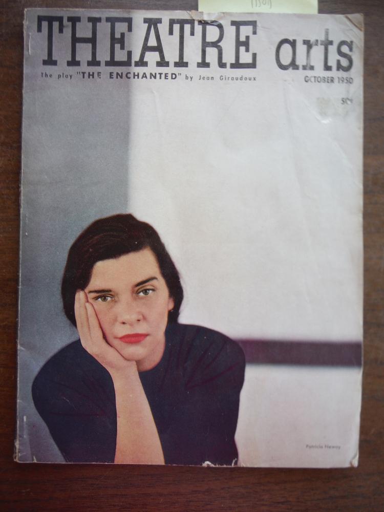 Image 0 of Thratre Arts October 1950 Vol. XXXIV No. 10