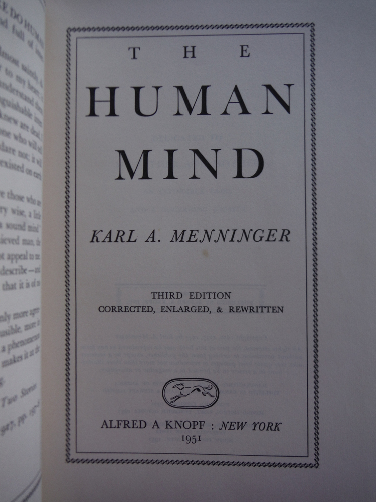 Image 1 of The Human Mind