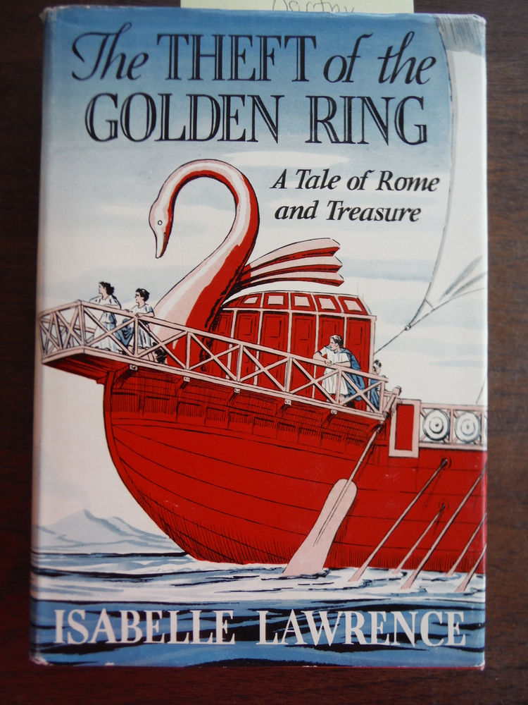 Image 0 of The Theft of the Golden Ring: A tale of Rome and treasure;